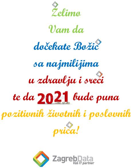 Čestitka 2021 ZGData